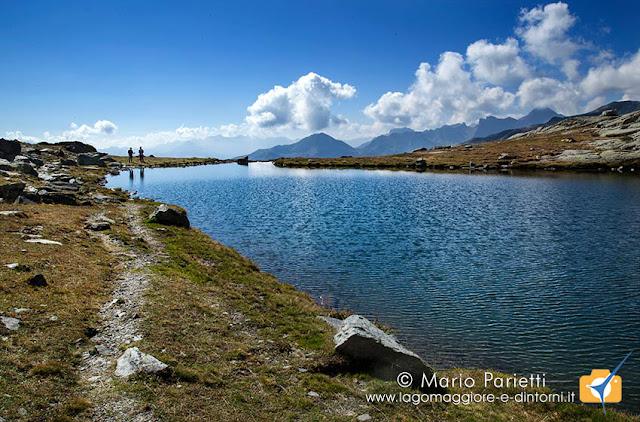Lago di Paione Medio