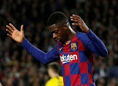اصابة ديمبلي من جديد تعرقل برشلونة