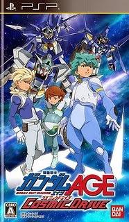 Kidou Senshi Gundam AGE Cosmic Drive