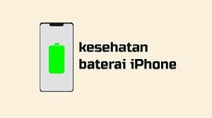 Pastikan kesehatan baterai