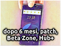 Dopo 6 Mesi - patch mensili, Hub+ e BB Secure, Beta Zone, Accessori