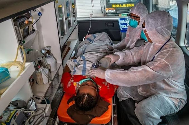 Malaysia Umumkan Pasien Baru Corona, Salah Satunya Habis dari Indonesia