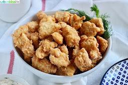 Air Fryer Popcorn Chicken #dinnerrecipe #food #amazingrecipe