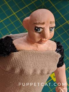 кукла толстячок