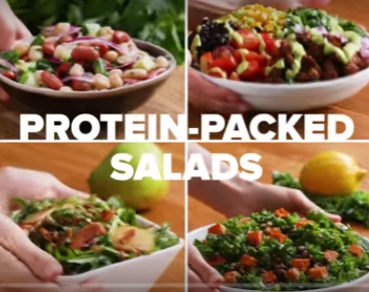 Recipes For Salads Packed With Protein