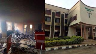 Nigeria: Gunmen Set Federal High Court in Southeast Ebonyi State Ablaze
