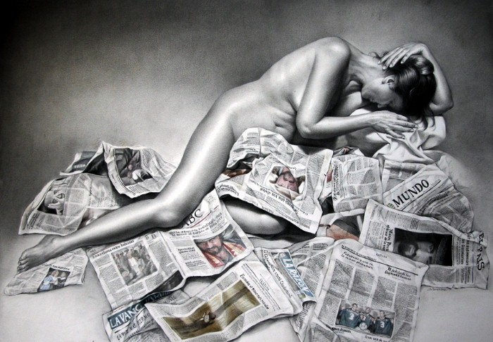Современные художники Испании. Soledad Fernandez 20
