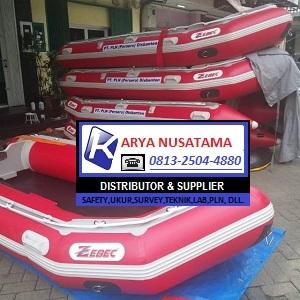 CeK Harga Perahu Karet Zebec Satu Set Komplit di Palangkaraya