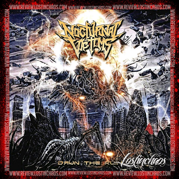 Nocturnal Victims - Dawn The Ruin CD 2021