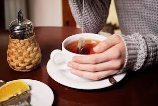 minum teh mencegah masuk angin