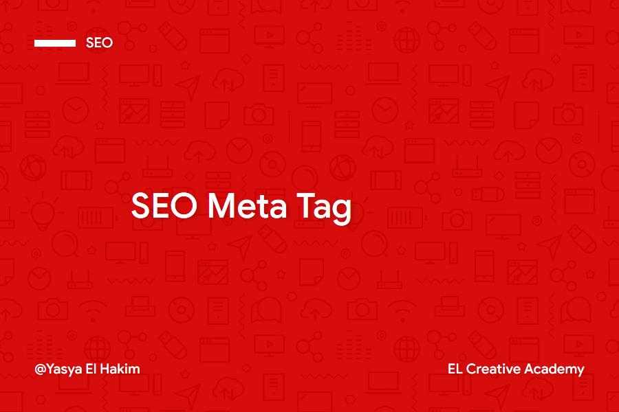 Memasang SEO Meta Tag bagi Pemula