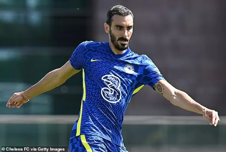 Chelsea's Davide Zappacosta joins Atalanta for £8m to take Blues' transfer sales income to £98.4m