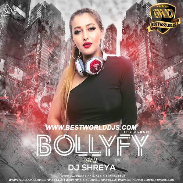 Kali Nagin (Remix) - DJ Shreya