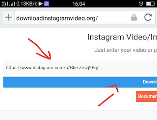 Cara Download Video atau Foto Instagram 4