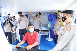 Kabaharkam Tinjau Kapal Poliklinik Terapung, Bantu Pelayanan Kesehatan Masyarakat