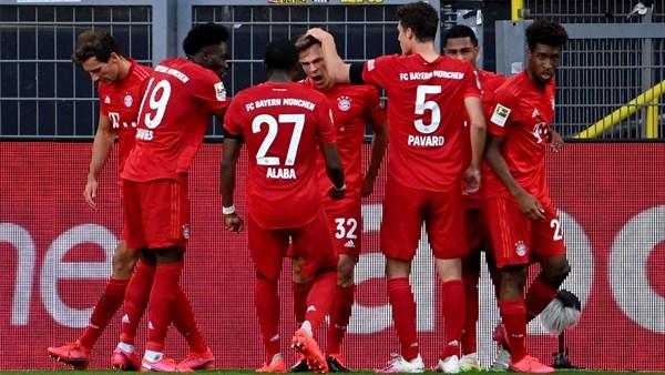 German Bundesliga Results for Tuesday's Games