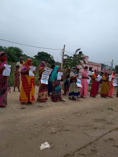aipwa-women-protest-patna