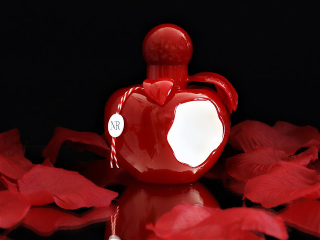 nina rouge avis, nina ricci nouveau parfum femme, nina parfum, nouveauté parfum femme