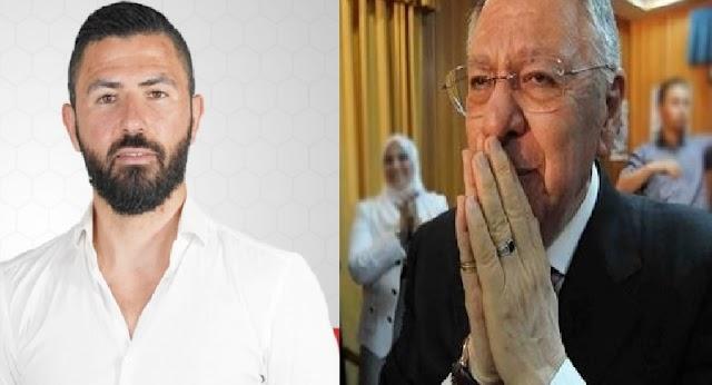 اللاعب الدولي الجزائري السابق عنتر يحيى يكذب أقوال ولد عباس...فيديو