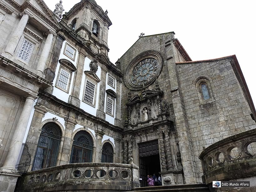 Igreja do Convento de São Francisco - O que fazer no Porto, Portugal