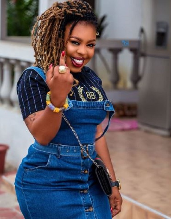 I am beautiful than most Ghanaian Ladies-Afia Schwarzenegger