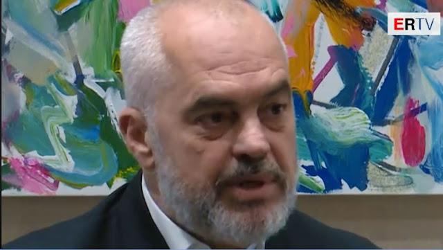 Edi Rama: Removing the Albania-Kosovo border is my priority