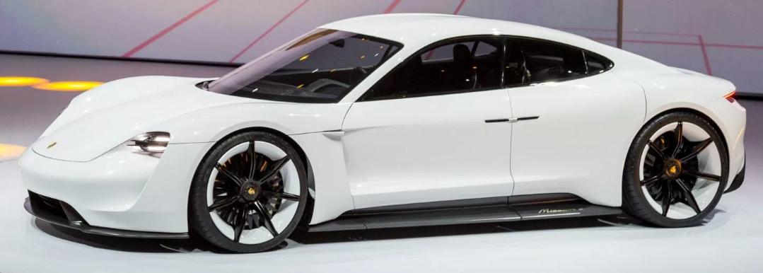 2020 Porsche Mission E Review Design Release Date Price And Specs