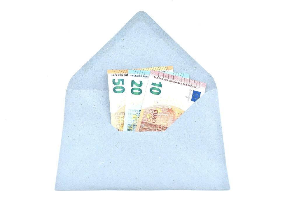 geld enveloppen methode