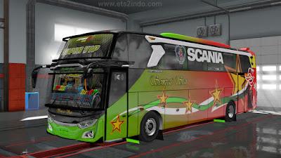 Sempati Star Livery Sumatraan Repack JB3 Adudu Cvt Diny