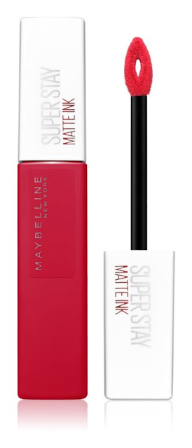 Maybelline rossetto SuperStay Matte Ink
