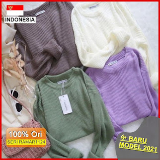 RAMAR1124 NEW SET CLARISSA TOP KNIT BARU 2021