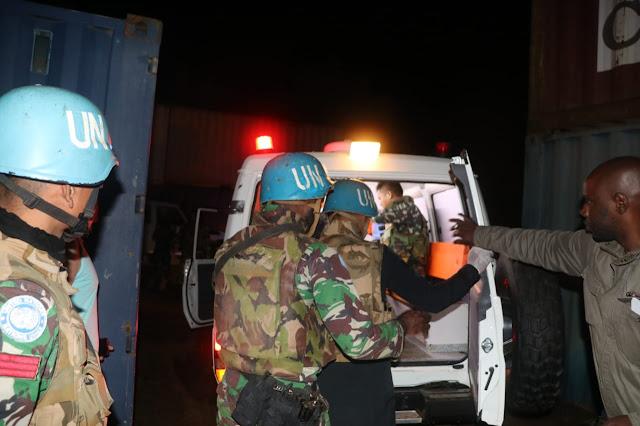 Diserang Kelompok Bersenjata, Prajurit TNI Gugur Dalam Tugas di Kongo