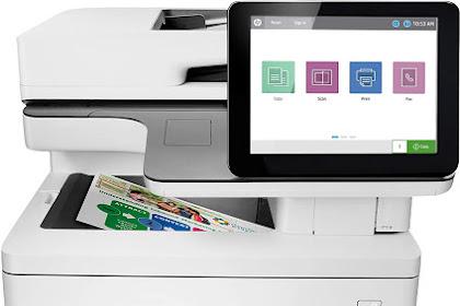 HP Color LaserJet MFP M578f Drivers Download