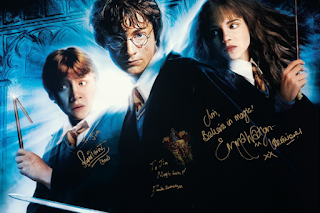 Heritage auctions: Harry Potter poster