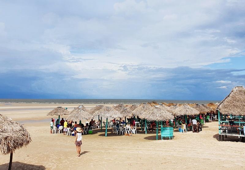 Ilha de Marajó praias