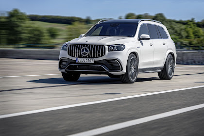 2021 Mercedes-AMG GLS 63 SUV Review