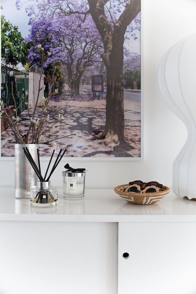 Villa H, jakaranda, Etelä-Afrikka, valokuvataulu