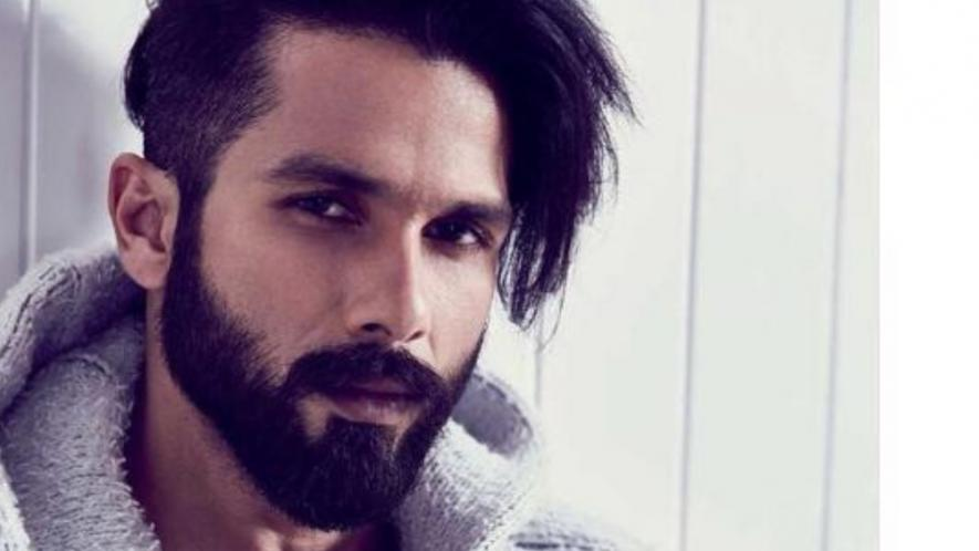 shahid kapoor new look for Kabir Singh