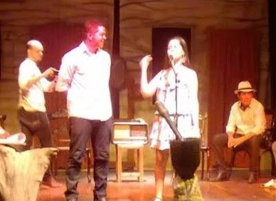Noite da Poesia consagra Festival de Cultura Popular Zabé da Loca em Monteiro
