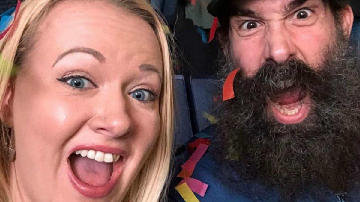 Amanda Huber comenta sobre os últimos meses de Brodie Lee
