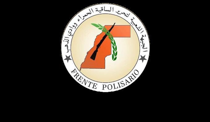 🔴 Comunicado oficial del Frente Polisario.