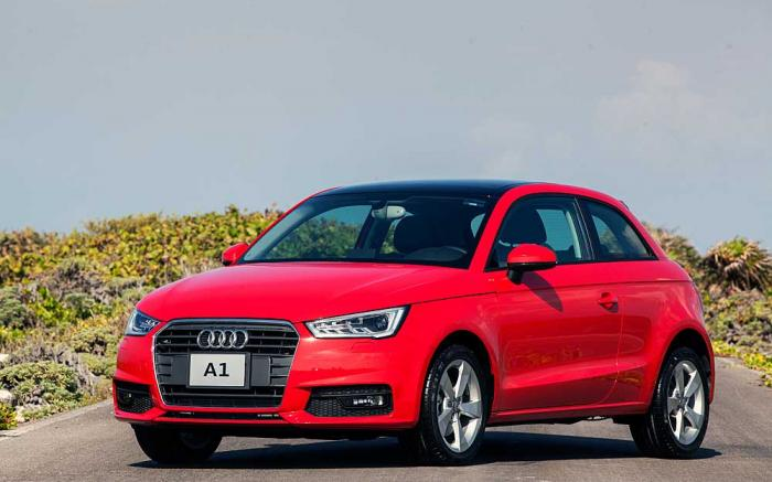 audi a1 2016 releases technical specifications and price. Black Bedroom Furniture Sets. Home Design Ideas