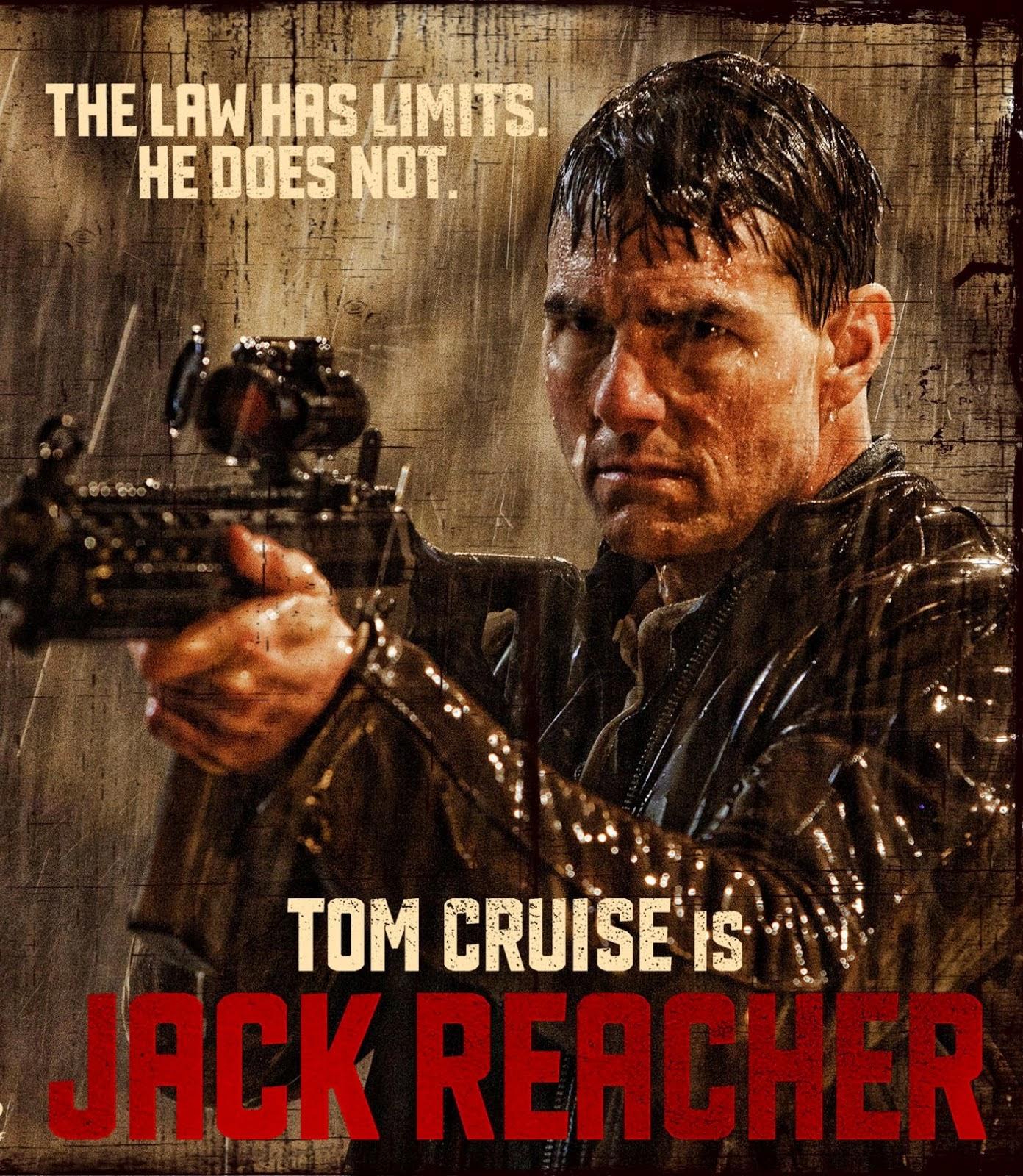 Jack Reacher แจ็ค รีชเชอร์ ยอดคนสืบระห่ำ [HD][พากย์ไทย]
