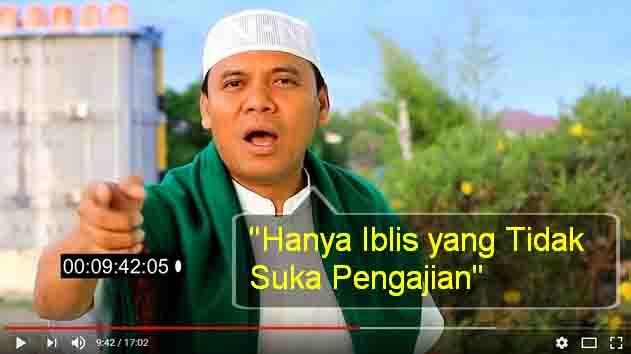 "VIDEO: Kembali Terulang, Pengajian Islam Gus Nur Dihadang Ormas ""Banser"" di Surabaya"