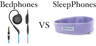 SleepPhones Vs Bedphones
