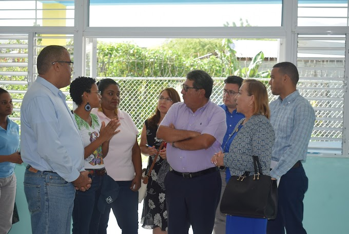 Representante de la OPS destaca avances de la estrategia HEARTS en la Región Enriquillo