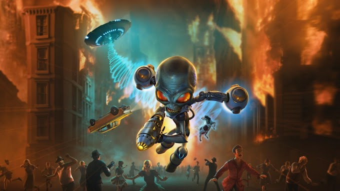 Destroy All Humans 2 Remake Gets Teased by THQ Nordic