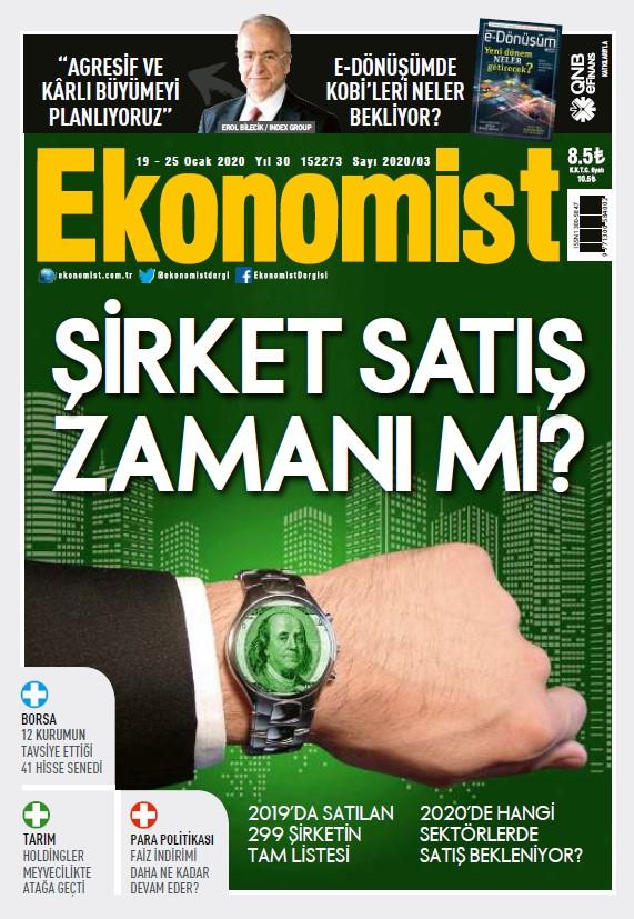 Ekonomist 19 Ocak 2020 Dergi PDF indir