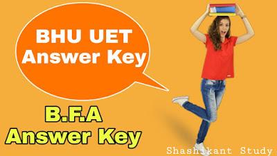 BHU-B.F.A-Answer-Key