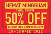 Katalog Promo Lulu Jsm Weekend 9 - 12 April 2020